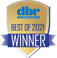 dbr best of 2019 Logo